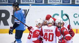 Spartak Moskva, Slovan