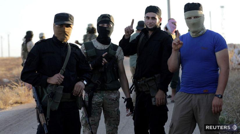 syria, idlib, militanti, povstalci, teroristi,...