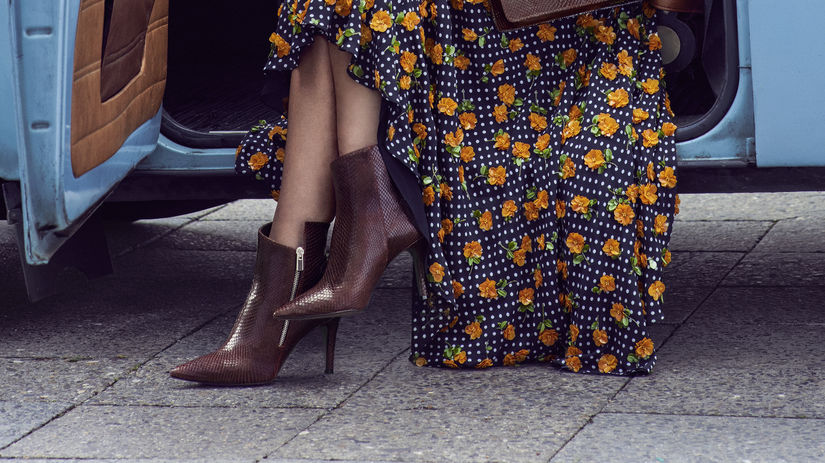 trend - jeseň - obuv - čižmy