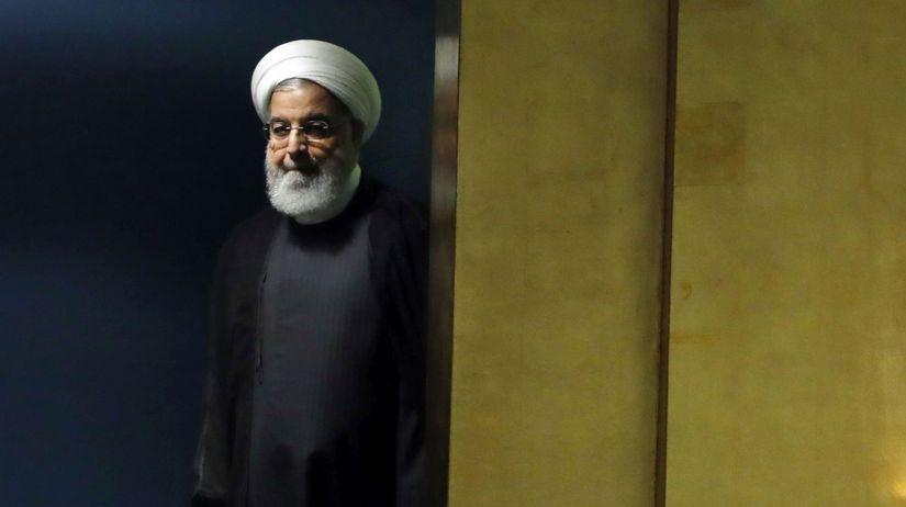 Hasan Rúhání, Irán