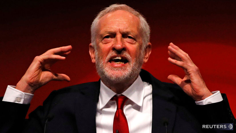 jeremy Corbyn, labourista