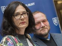 Martina Lubyová, Andrej Rusnák