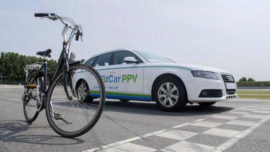 FitCar PPV: 'Bláznivé' Audi A4 má pedále z bicykla!