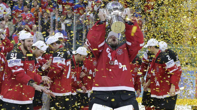 hokej MS 2015