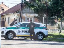 Kolarovo Kuciak polícia