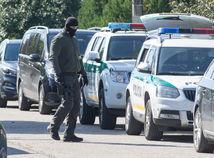 Kolarovo, Kuciak, polícia