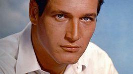 Herec Paul Newman na zábere z roku 1964.