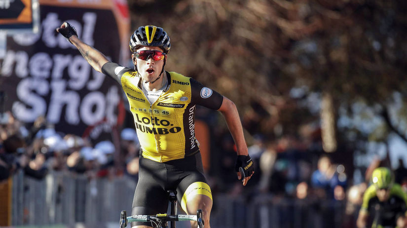 Italy Cycling Tirreno Adriatico roglič