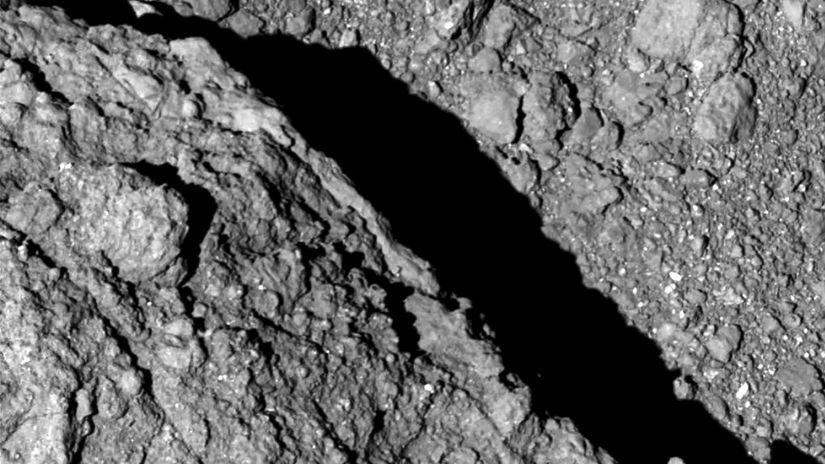 JAXA asteroid Ryuga Hayabusa 2