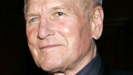 Na zábere z roku 2007  herec Paul Newman počas galavečera v New Yorku.