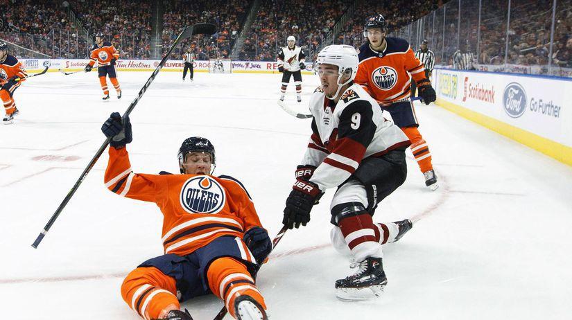 NHL oilers