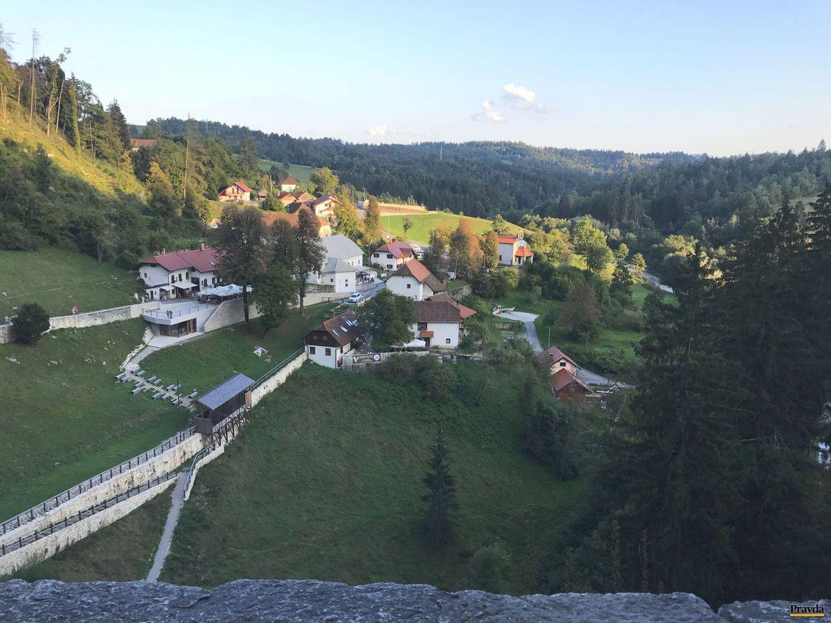 Slovinsko, Postojna, Predjama