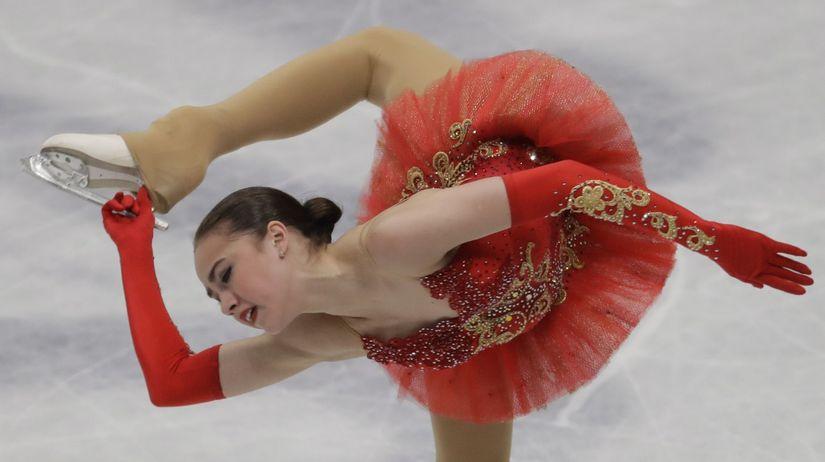 Alina Zagitovová