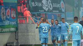Slovan Bratislava, radosť