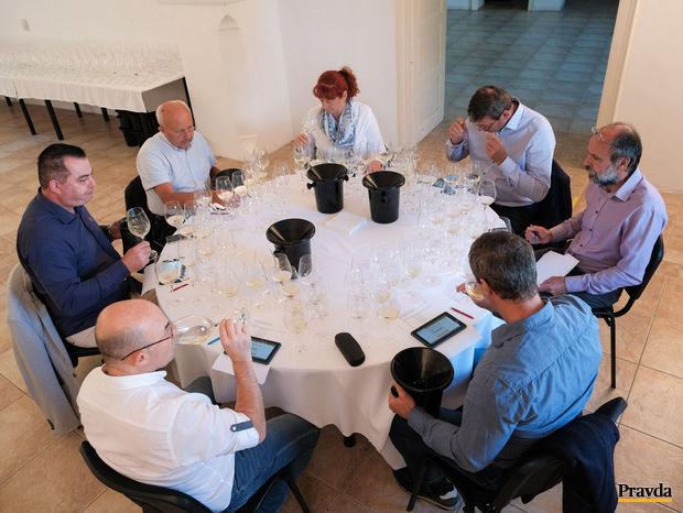 Obrázok Salón vín ako ukážka umenia