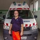 Dušan Kraus sanitka záchranár