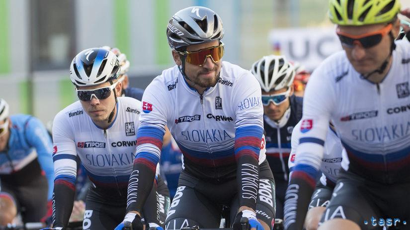 Juraj Sagan, Peter Sagan, Patrik Tybor