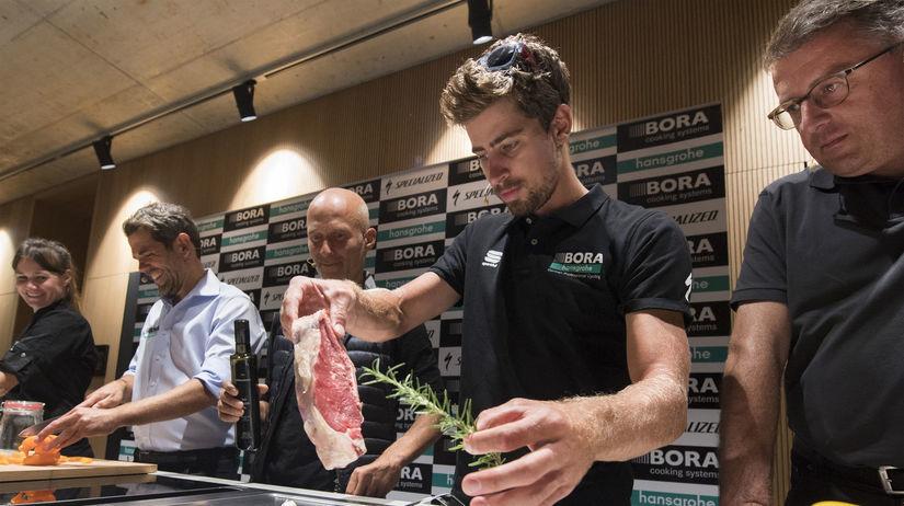 Peter Sagan, varenie, Bora-Hansgrohe