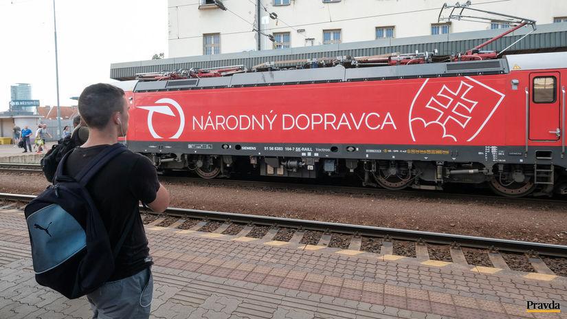cestovanie, ZZSK, vlak