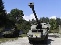 SR armáda priemysel zuzana vozidlo húfnica