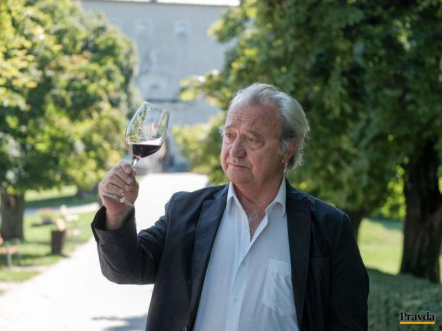 Obrázok Salón je vinárskou inšpiráciou i mementom