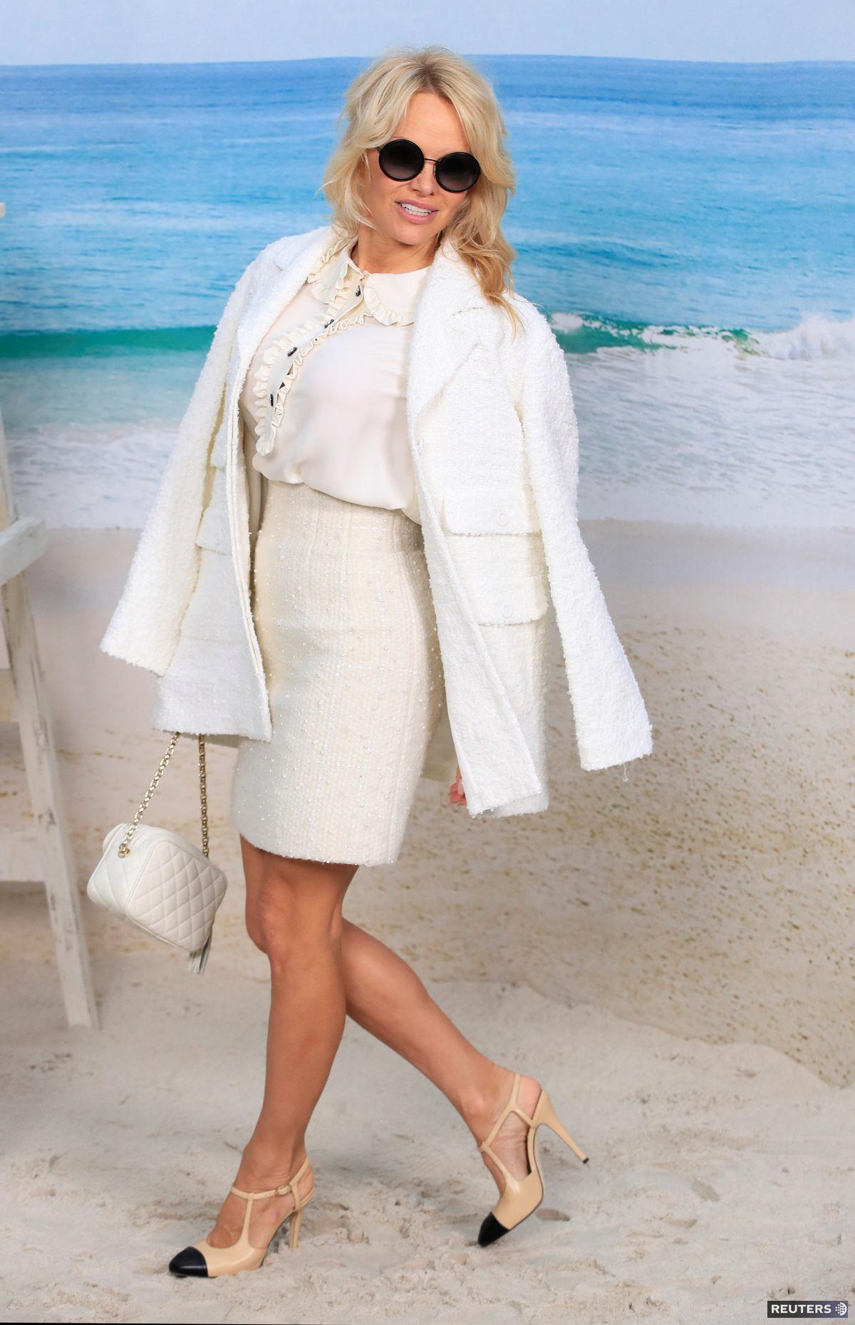 Herečka a aktivistka Pamela Anderson prišla na...