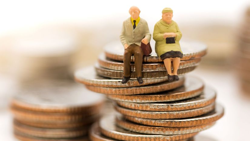 peniaze, dôchodok, penzia, seniori