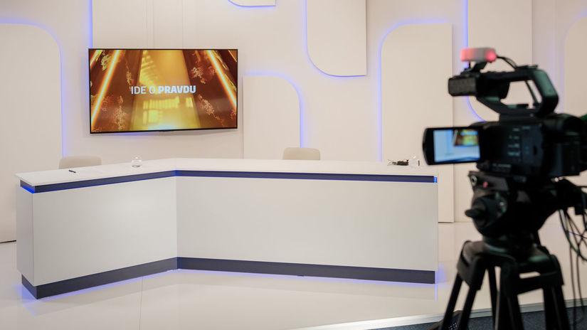 TV Pravda, štúdio