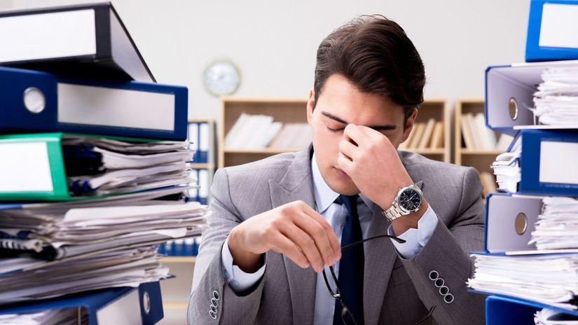 administratíva, papierovanie