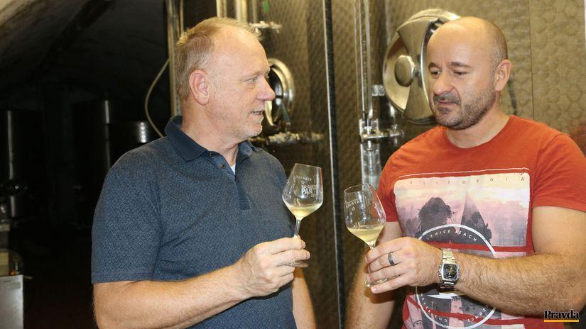 Tváre Baynachu - Dušan Danko (vľavo) a Richard Gažo.