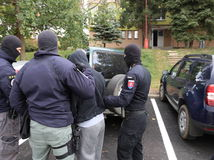rakovský, polícia, naka, zatknutie, zadržanie,