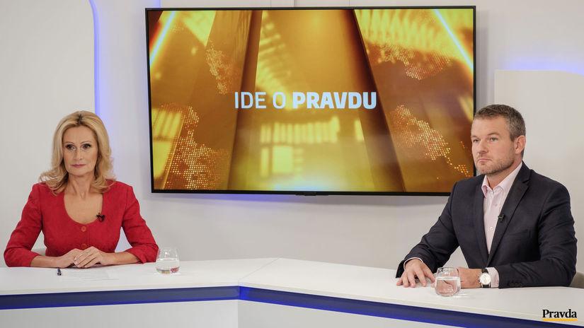 TV Pravda, Ide o Pravdu, Zuzana Martináková,...
