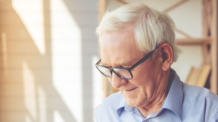 účty, senior, dôchodok