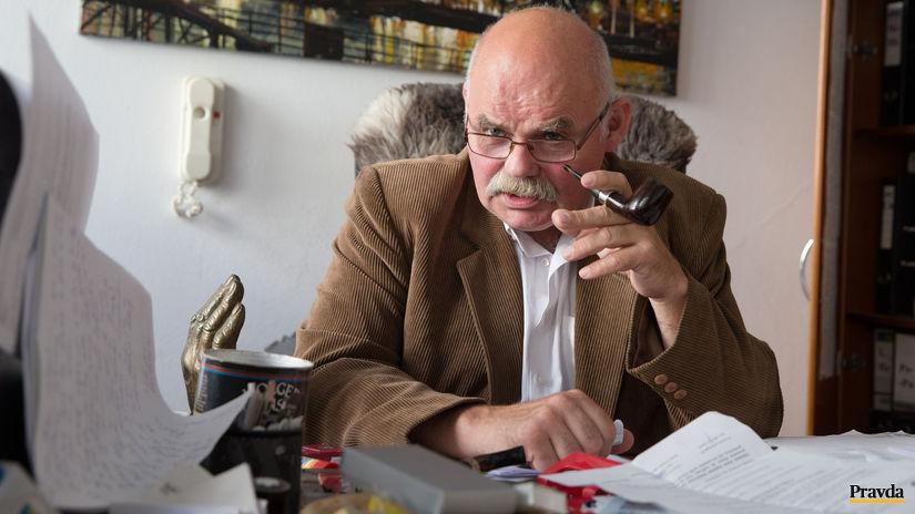 Bývalý vyšetrovateľ Peter Vačok