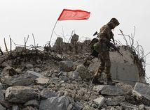 donbas, doneck, vojak, armáda, ukrajina, rusko, pamätník, trosky,