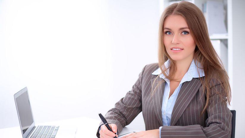 žena, zamestnanie, kariéra, biznis