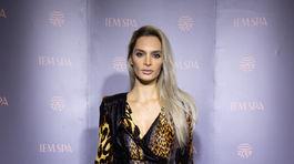 Bývalá Miss Slovensko Veronika Vágnerová Husárová.