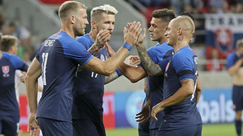 futbal Slovensko