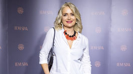 Herečka Zuzana Vačková.