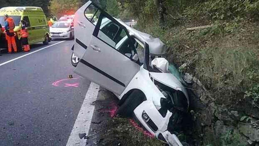 Nehoda Ružomberok dopravná