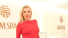 Riaditeľka Fashion TV a kandidátka na prezidentku Gabriela Drobová.