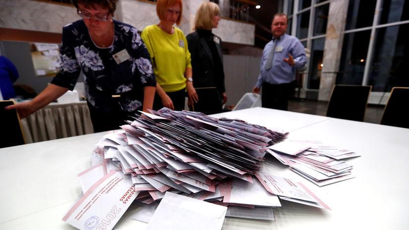 Lotyšsko, parlamentné voľby