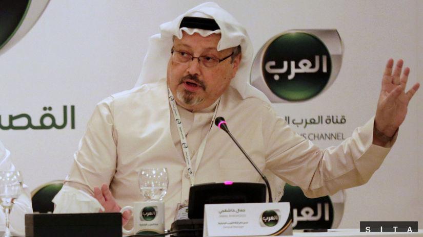 Saudská Arábia, novinár, zmiznutie, nezvestný...