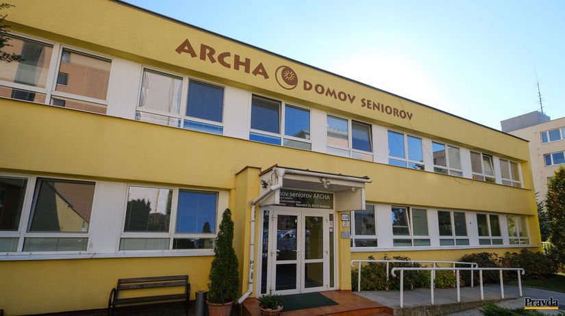 Archa domov seniorov