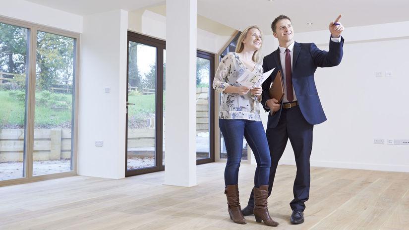 kolaudácia, realitný agent, kúpa domu, hypotéka