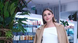 Modelka a bývalá misska Barbora Bakošová.