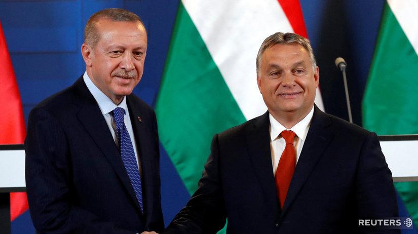 orban, erdogan