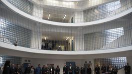 Justičný palác, Gábor Gál, väzenie, cely, mreže,