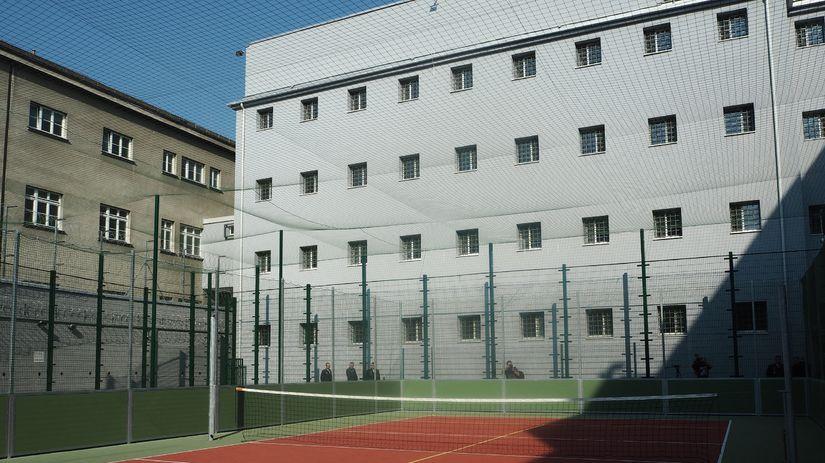 Justičný palác, rekonštrukcia, ihrisko, väzenie,