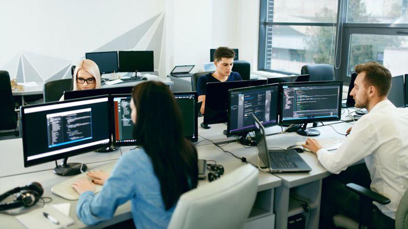 kariéra, programátori, open office,...